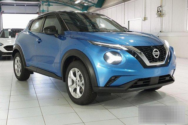 Nissan Juke - 1,0 DIG-T 5T 117 DCT MJ2021 N-CONNECTA LED CARPLAY-ANDROID