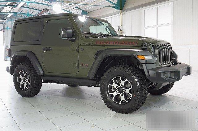 Jeep Wrangler - JL 2,0 T-GDI 4WD RUBICON AUTOMATIK MJ 21
