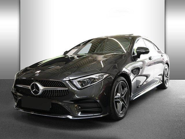 Mercedes-Benz CLS-Klasse - CLS 450 4M AMG Line AHK Distr Multib 360° SHD