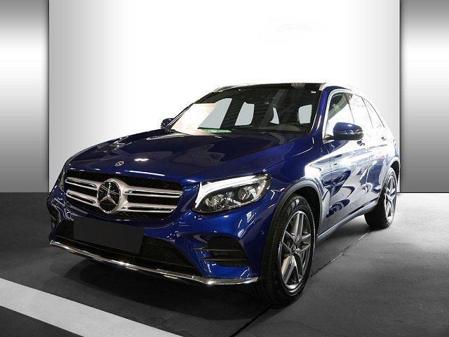 Mercedes-Benz GLC - 350 d 4M AMG Line AHK Distr LED Pano