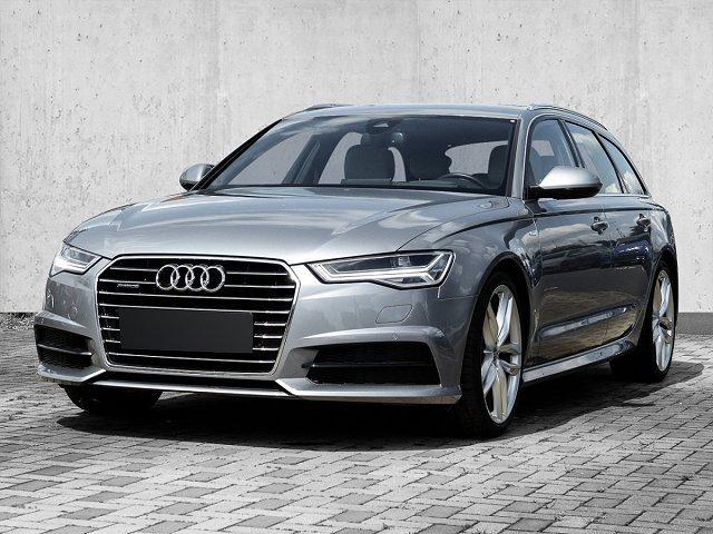 Audi A6 Avant - 2.0 TDI quattro S line Matrix LED Head