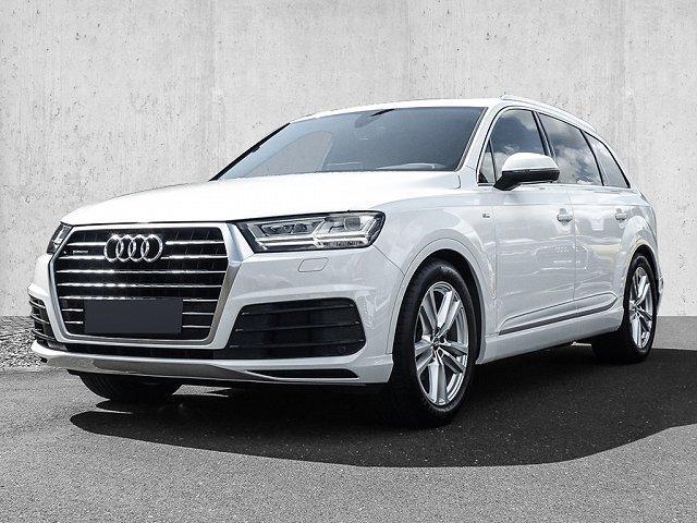 Audi Q7 - 3.0 TDI quattro S tronic Line NAVI PANORAMA