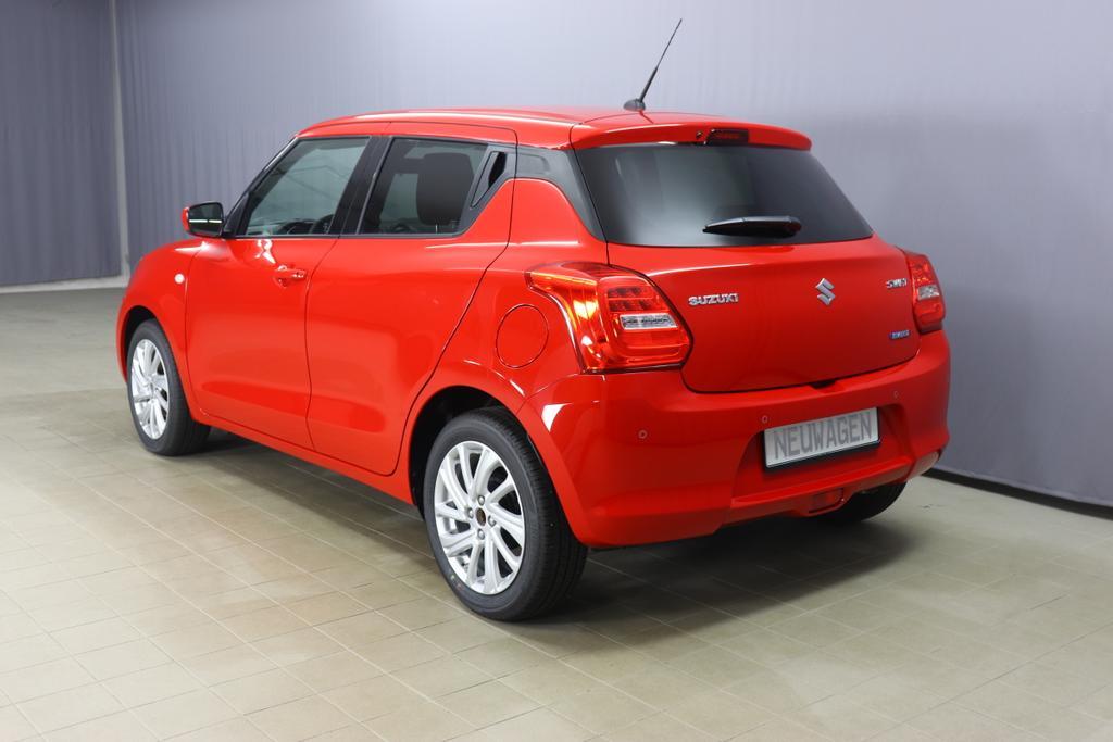 Suzuki Swift Hybrid 1,2 12V GL+ AC 5 MT 2 WD ISGFerevent Red
