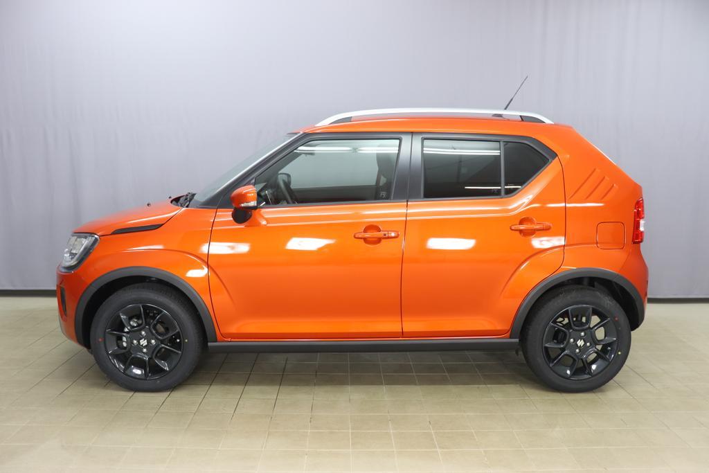 Suzuki Ignis 1.2 12V GLX AAC 5MT 2WD ISGOrange Metallic