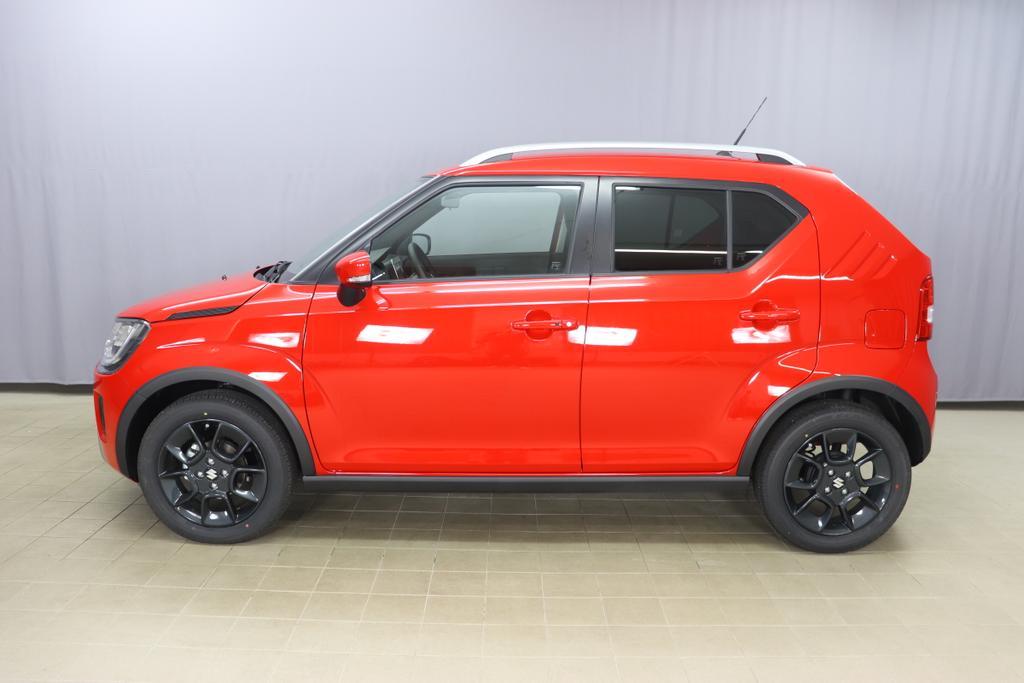 Suzuki Ignis 1.2 12V GLX AAC 5MT 2WD ISGFervent Red