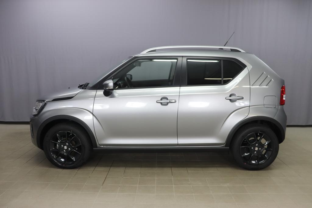 Suzuki Ignis 1.2 12V GLX AAC 5MT 2WD ISGSilver Metallic
