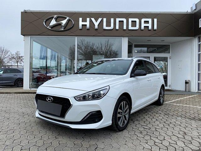 Hyundai i30 Kombi - i30cw NEW (MJ20) 1.6 CRDi 115PS M/T Sonderedition YES! (2019) Navi Rückfahrkam.
