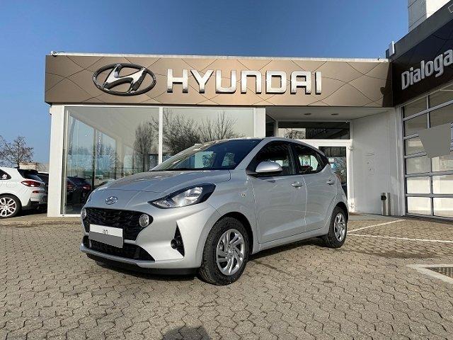 Hyundai i10 - New Select FUNKTIONSPAKET+KLIMA+SHZ+PDC+RADIO
