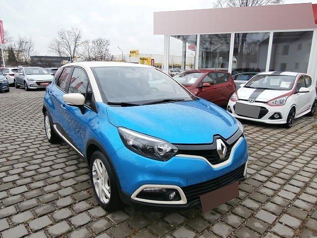 Renault Captur - Dynamique 0.9 TCe 90 Temp SHZ Keyless LED-hinten LED-Tagfahrlicht RDC Klima