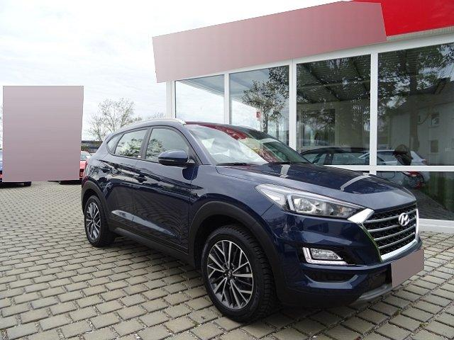 Hyundai Tucson - FL 1.6 GDi Turbo Sonderedition ADVANTAGE NAVI+KLIMAAUTO+KAMERA+SHZ+