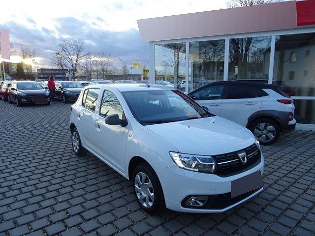 Dacia Sandero - II Comfort 0.9 TCe 90 eco Bluetooth LED-Tagfahrlicht NR RDC Klima AUX USB MP3 ESP