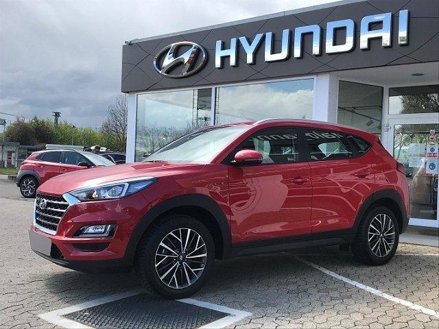 Hyundai Tucson - FL MJ20 1.6 GDi Sonderedition ADVANTAGE NAVI+KLIMAAUTO+KAMERA+SHZ+UVM+
