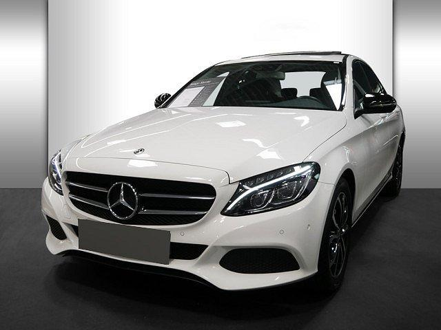 Mercedes-Benz C-Klasse - C 200 Avantgarde Night LED Navi SHD Kamera