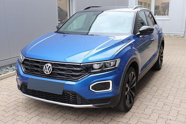 Volkswagen T-Roc - 2.0 TDI 4M DSG Sport Navi,Pano,AHK,Standhz.,