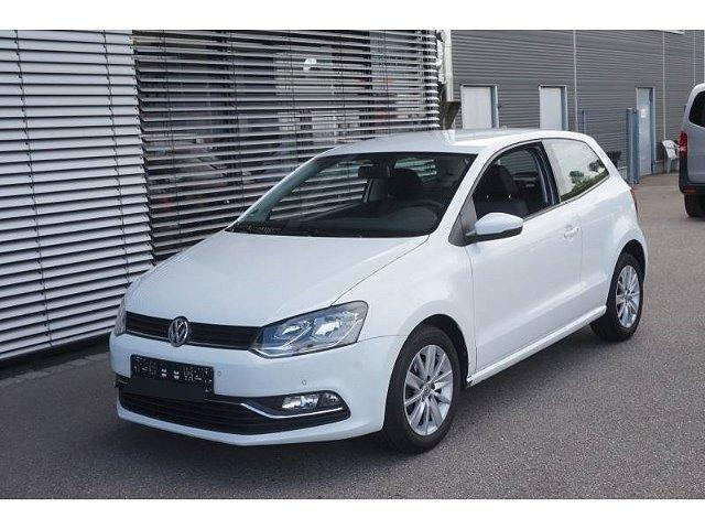 Volkswagen Polo - Comfortline 1.4TDI Klima PDCv+h Alu Bluetooth