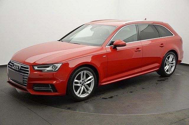 Audi A4 allroad quattro - Avant 2.0 TDI 3x S line LED/Leder
