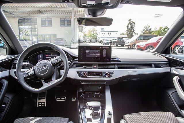 Audi A4 allroad quattro Avant*S-LINE*40 TDI quat S-TRO/AHK/STHZ/UPE64
