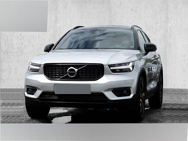 Volvo XC40 - XC 40 R-Design AWD D4 EU6d-T LED Navi Rückfahrkam. Fernlichtass. PDCv+h LED-hinten LED-Tagfahrlicht