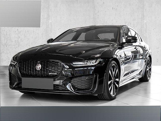Jaguar XE - D200 RWD R-Dynamic Black, Leder, PanoSD, Head-up, Eu6d