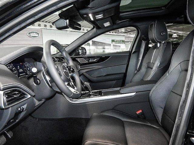 Jaguar XE D200 RWD R-Dynamic Black, Leder, PanoSD, Head-up, Eu6d met. Gar.