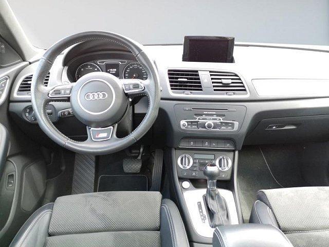 Audi Q3 2.0 TDI S tronic quattro Navi Kamera Schiebedach