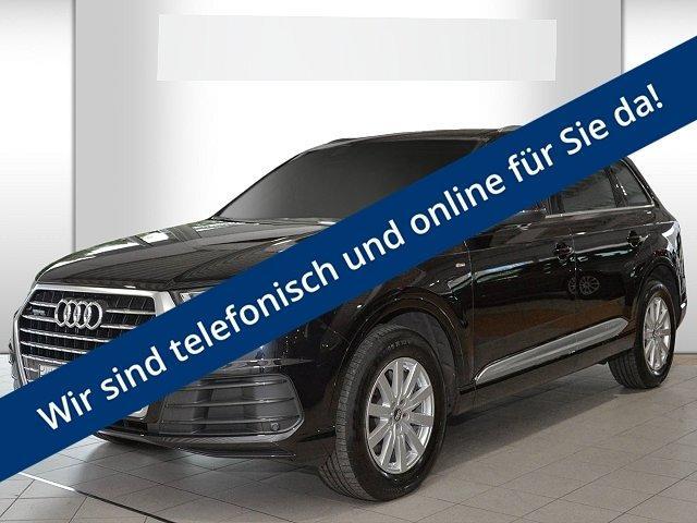 Audi Q7 - 3.0 TDI quattro ultra S line Navi Plus*Leder*LED*AHK*Einparkhilfe*