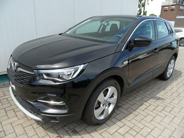 Opel Grandland - X 1.2 Innovation+Navi+Kamera+Allwetter