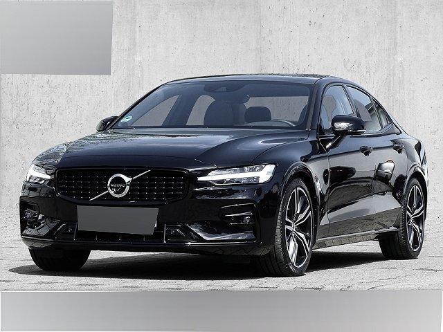 Volvo S60 - R Design B5 Benzin Leder Navi Keyless e-Sitze HUD ACC Rückfahrkam. Fernlichtass.