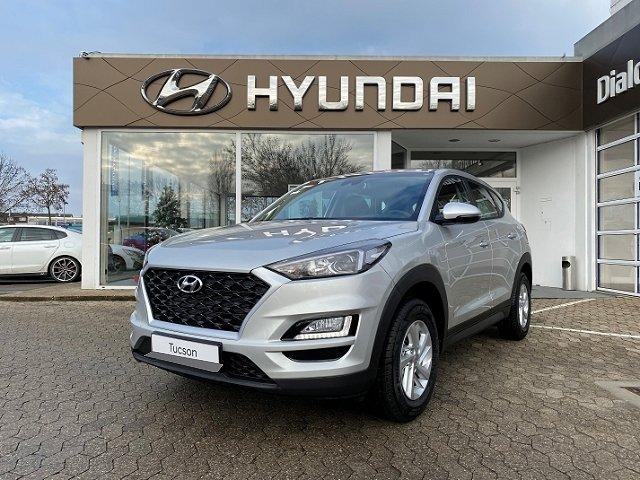 Hyundai Tucson - Select 1.6 KLIMAAUTO+BLUETOOTH+LEDERLENKRAD+UVM
