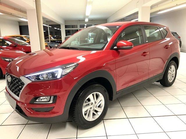Hyundai Tucson - Select 5 JAHRE WERKSGARANTIE DEUTSCHE AUSFÜHRUNG KLIMAAUTO