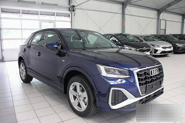Audi Q2 - 35 TFSI OPF S-TRONIC S-LINE NAVI LED LM17