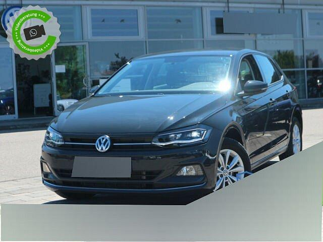 Volkswagen Polo - 1.6 TDI HIGHLINE LED+ACC+SHZ+PDC
