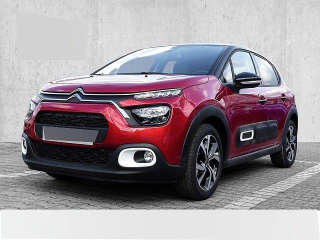 Citroën C3 - Pure Tech83 SHINE PACK SH Tote Winkel Keyless
