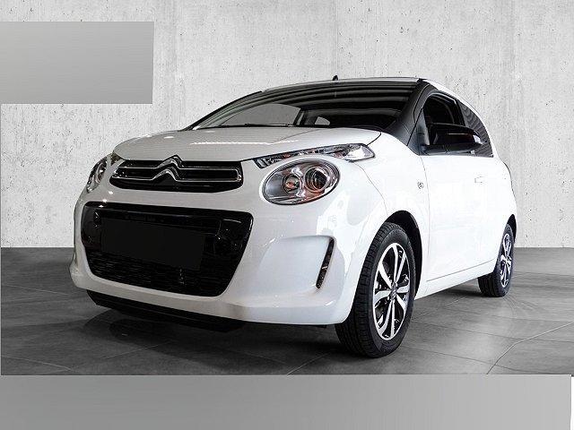 Citroën C1 - AIRSCAPE VTi 72 SHINE Sitzh. Kamera, dunkle Scheiben sofort verfügbar