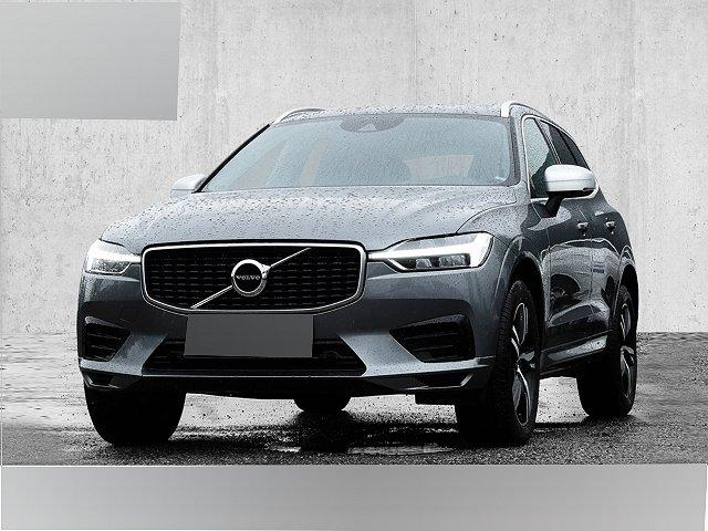 Volvo XC60 - XC 60 D5 AWD Geartronic R-Design,Navi,LED,Rüka, Dyn. Kurvenlicht e-Sitze Rückfahrkam.