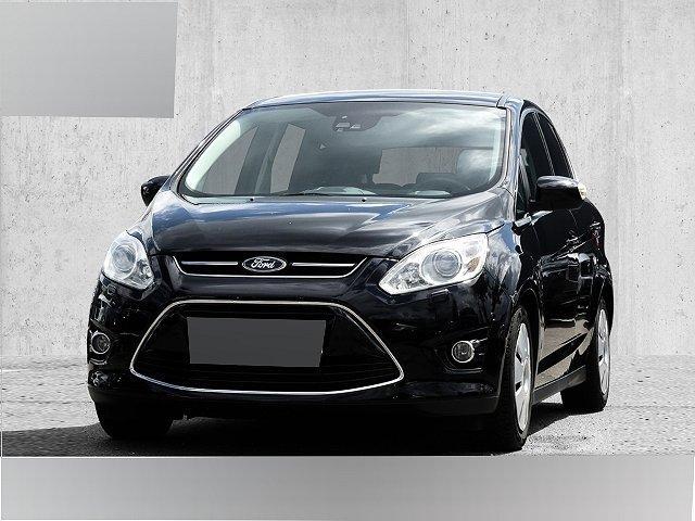 Ford C-MAX - Titanium 1.6 EcoBoost Keyless Parklenkass. Rückfahrkam. PDCv+h Beheizb. Frontsch.