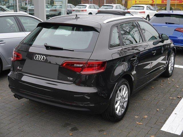 Audi A3 Sportback 2.0 TDI S tronic Attraction Xenon+ AH