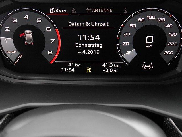 Audi A1 Sportback 30 TFSI 2x S Line LED 17 Zoll Optik