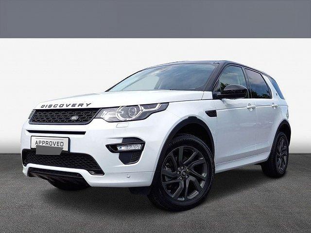 Land Rover Discovery Sport - TD4 Aut. SE Dynamic, Winterpaket