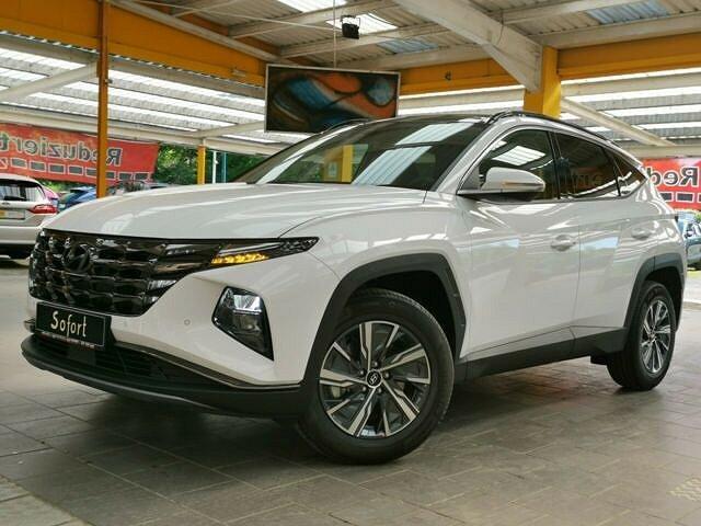 Hyundai Tucson - 1,6 T-GDI Hybrid Panorama AHK-V. Krell...