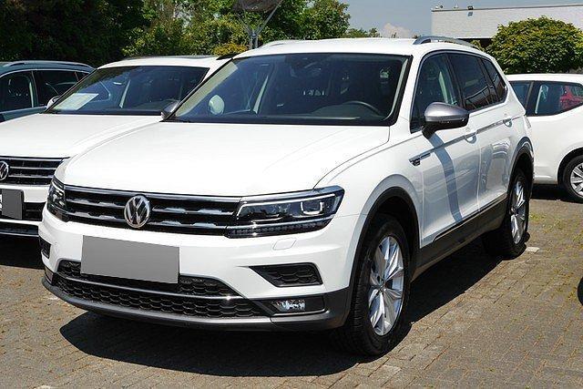 Volkswagen Tiguan - Allspace 2.0 TDI 4M DSG Highline LED AHK Na