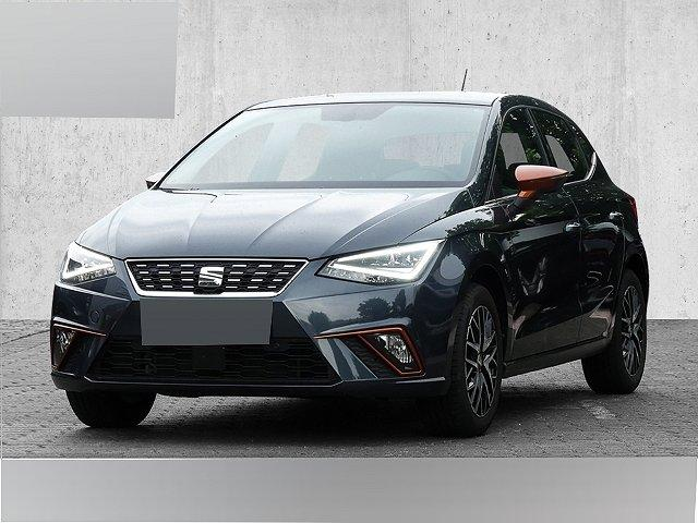 Seat Ibiza - Beats 1.0 MPI EU6d-T LED Navi Rückfahrkam. Panorama PDCv+h LED-hinten LED-Tagfahrlicht