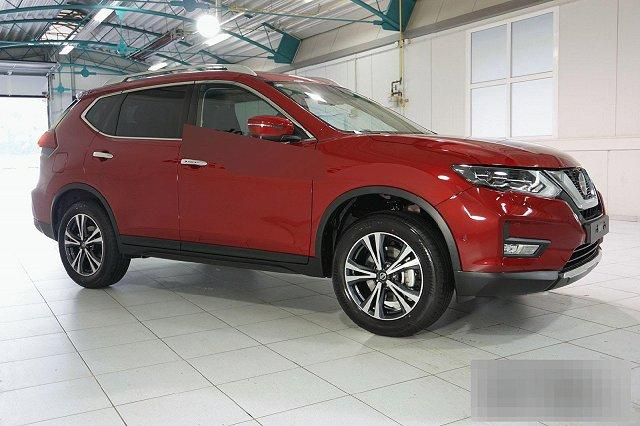 Nissan X-Trail - 1,3 DIG-T DCT AUTO. N-CONNECTA 7-SITZE SAFETY PANORAMA