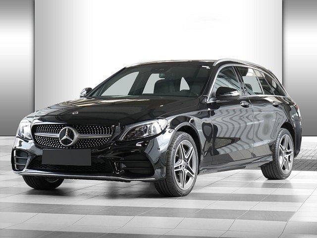 Mercedes-Benz C-Klasse - C 300 d 4M T AMG Sport AHK LED Pano Navi Spurh.