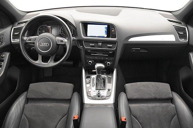 Audi Q5 2.0 TDI Quattro S-tronic Xenon/LED/Einparkhi/Mu