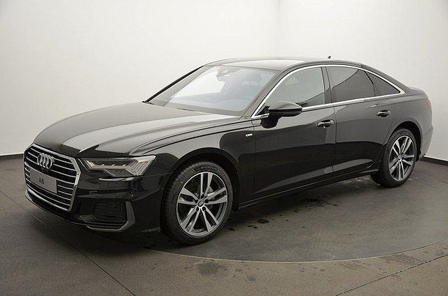 Audi A6 - 40 TDI S-tronic S-Line R ckfahrkam/LED/Tempo/Na