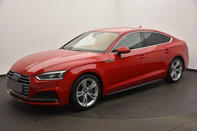 Audi A5 Sportback - 2.0 TDI quattro S-tronic S-Line Head