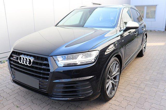Audi SQ7 - 4.0 TDI quattro Navi,Standhz.,LM22
