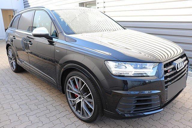 Audi SQ7 4.0 TDI quattro Navi,Standhz.,LM22