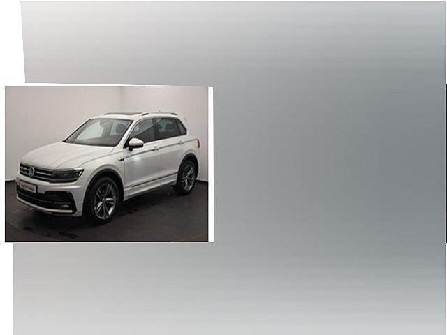 Volkswagen Tiguan - 2.0 TDI DSG R-Line Head Up/Standhzg/Pano/AH